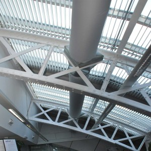 Office textile Ventilation Ducting
