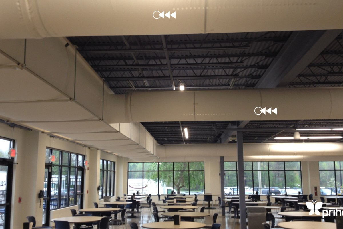 food court ventilation