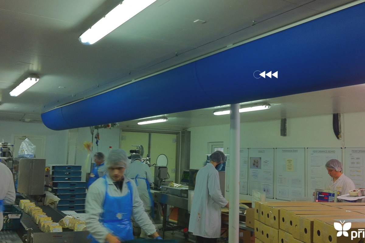 Food Industry Ventilation Prihoda