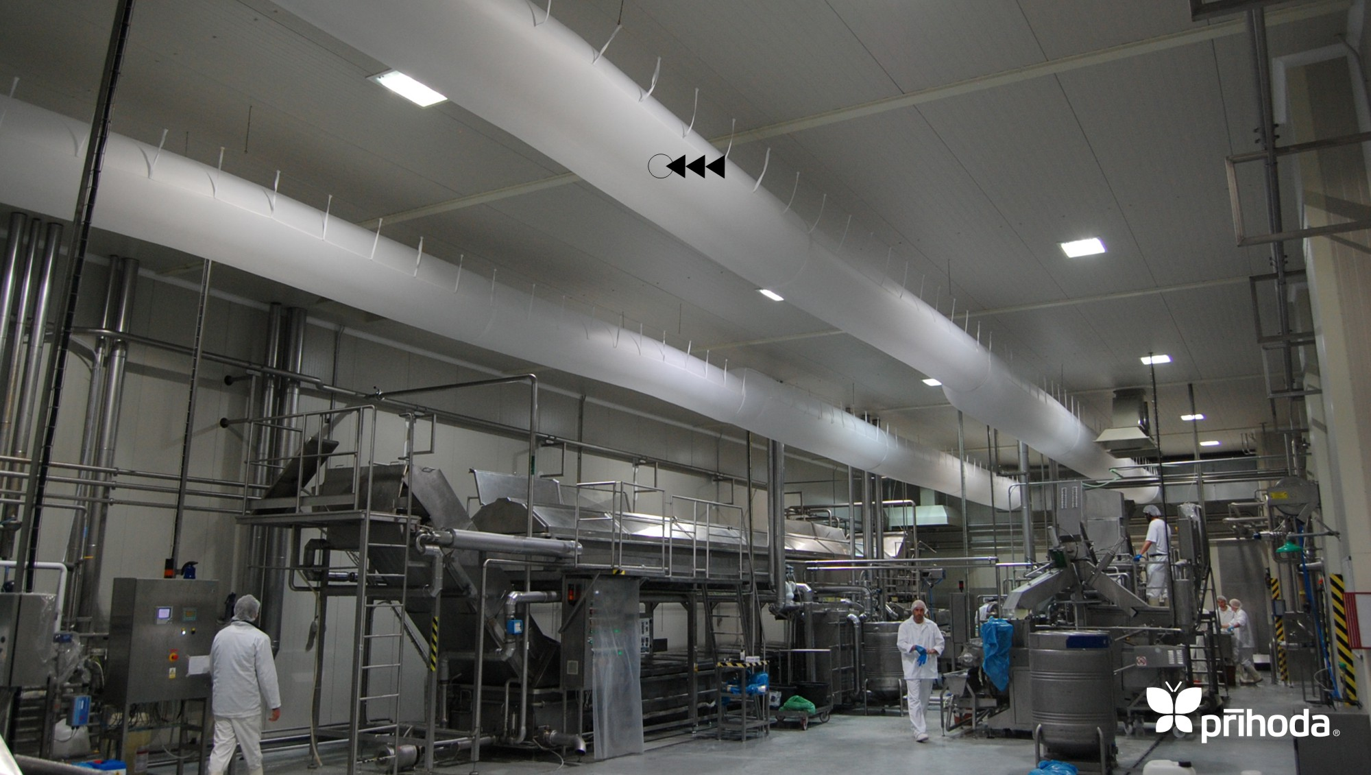 Cleanroom Ventilation Prihoda