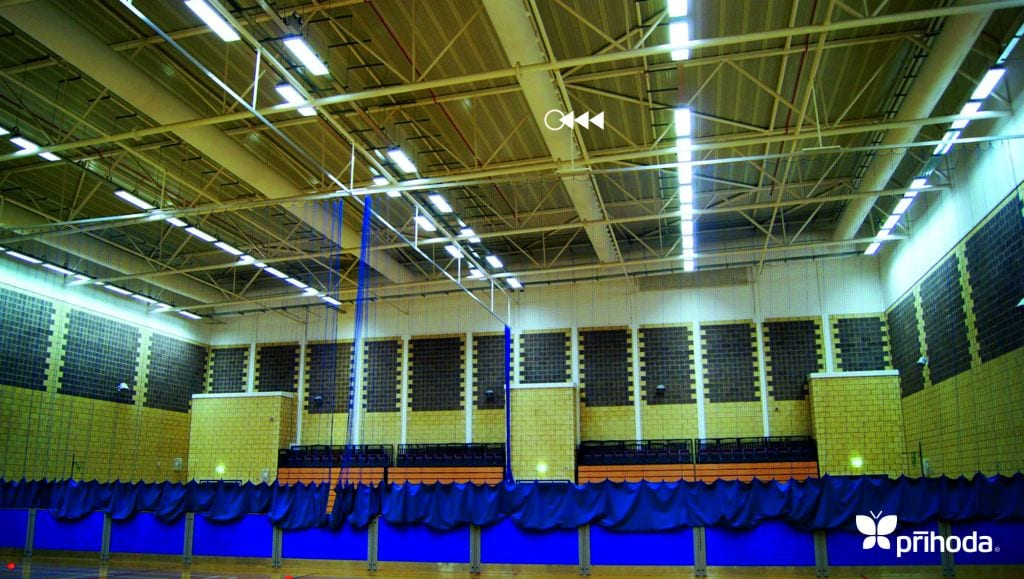 sports arena seating