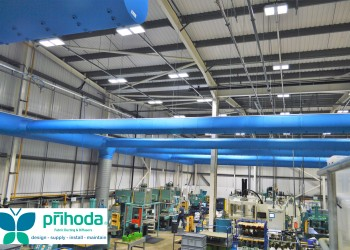 Prihoda Factory Ventilation