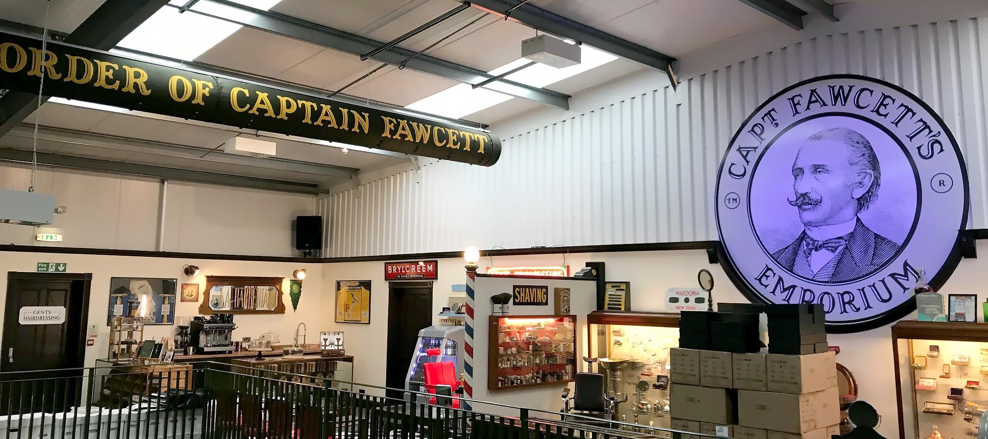 Captain Fawcett's Emporium